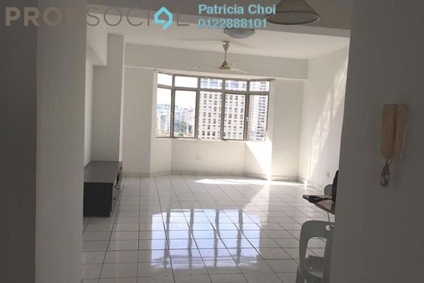 For Rent Condominium at Kelana Puteri, Kelana Jaya Freehold Semi Furnished 3R/2B 1.5k