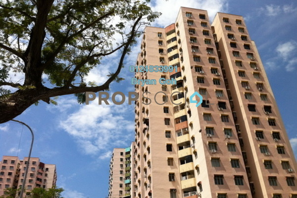For Sale Apartment at Mewah Court, Green Lane Leasehold Unfurnished 3R/2B 320k