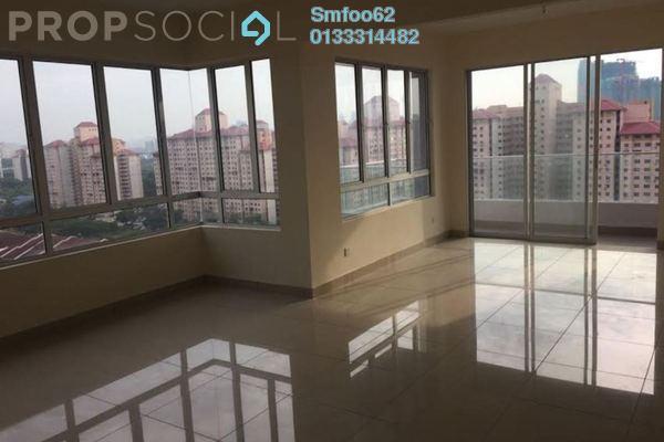 For Rent Condominium at Platinum Lake PV21, Setapak Freehold Semi Furnished 5R/2B 1.8k