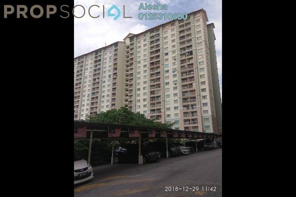 For Sale Apartment at Taman Selayang Baru, Selayang Freehold Unfurnished 0R/0B 320k
