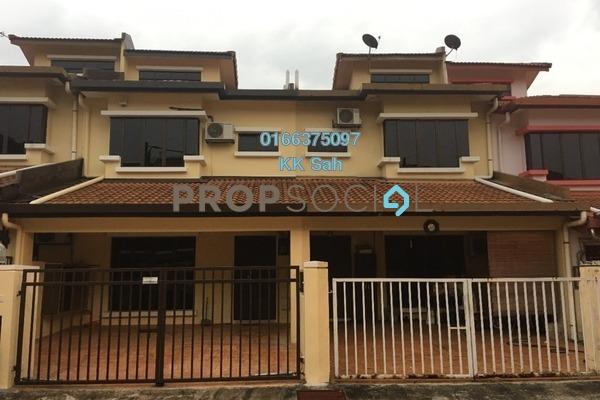 For Sale Link at Taman Kajang Baru, Kajang Freehold Semi Furnished 5R/4B 768k