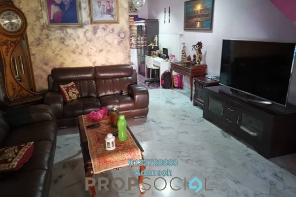 For Sale Terrace at Taman Sri Gombak, Batu Caves Freehold Semi Furnished 3R/2B 460k