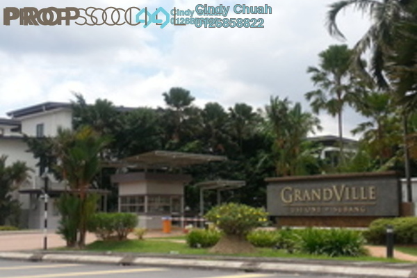 For Sale Semi-Detached at Grandville, UEP Subang Jaya Leasehold Unfurnished 7R/6B 2.38m