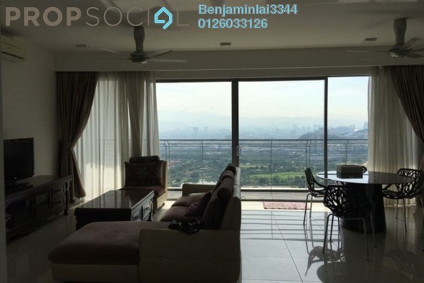 For Sale Condominium at The Westside One, Desa ParkCity Freehold Semi Furnished 2R/3B 1.43m