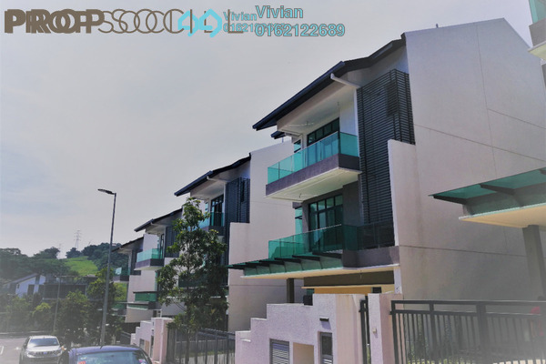 For Sale Bungalow at ForestHill Damansara, Bandar Sri Damansara Leasehold Unfurnished 4R/6B 4m