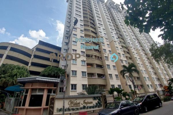 For Sale Condominium at Widuri Impian, Desa Petaling Freehold Unfurnished 3R/2B 365k