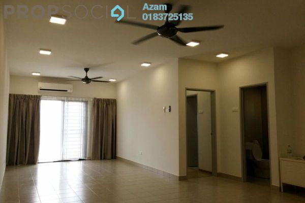 For Sale Serviced Residence at Residensi Alami, Shah Alam Freehold Semi Furnished 3R/2B 450k