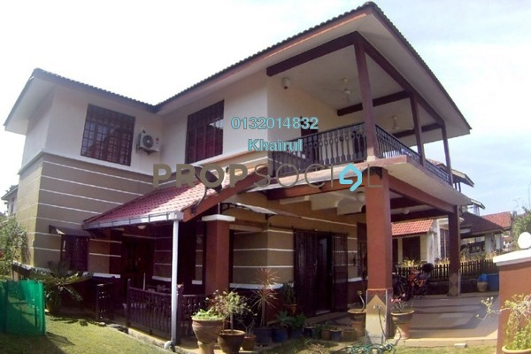 For Sale Bungalow at Laman Kemboja, Nilai Freehold Semi Furnished 5R/3B 1.05m