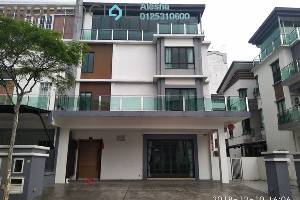 For Sale Semi-Detached at Taman Putra Sulaiman, Ampang Freehold Unfurnished 0R/0B 1.89m