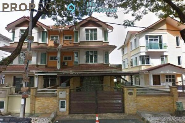 For Sale Semi-Detached at Taman Rainbow, Jalan Ipoh Freehold Unfurnished 0R/0B 933k