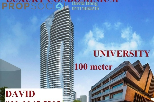 For Sale Condominium at Taman Connaught, Cheras Freehold Unfurnished 5R/4B 598k