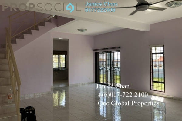 For Rent Terrace at Taman Mount Austin, Tebrau Freehold Semi Furnished 4R/4B 1.8k
