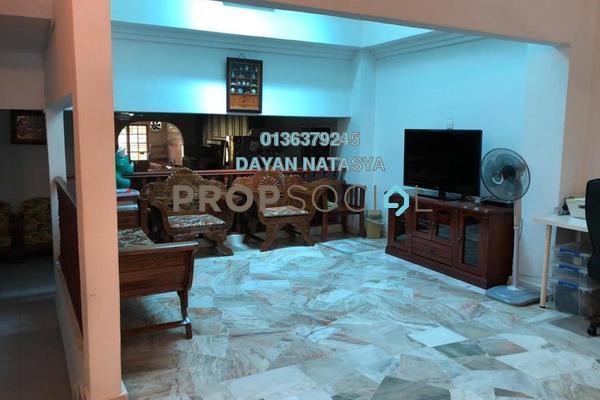For Sale Terrace at Wangsa Baiduri, Subang Jaya Freehold Semi Furnished 5R/3B 800k