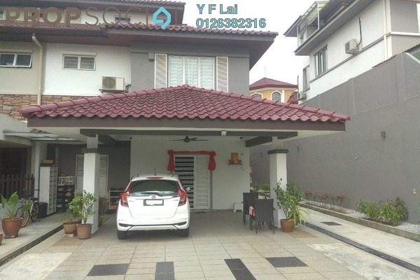 For Sale Semi-Detached at Taman Yarl, Old Klang Road Freehold Semi Furnished 5R/5B 2.08m