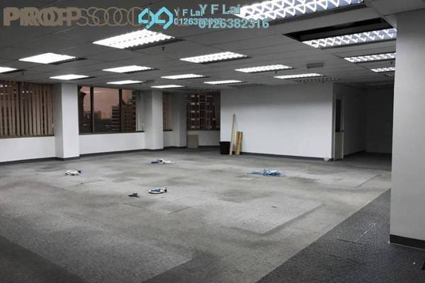 For Sale Office at Menara KH, KLCC Freehold Semi Furnished 0R/0B 2.55m