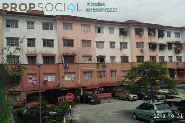 For Sale Apartment at Saujana Puchong, Puchong Freehold Unfurnished 0R/0B 100k