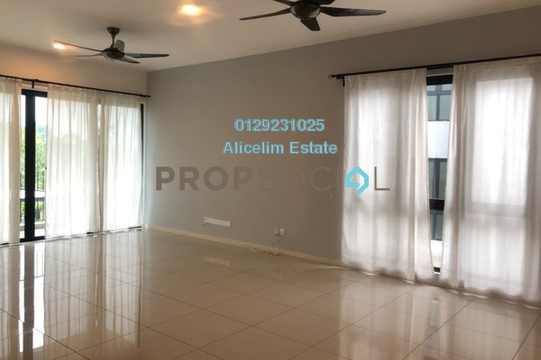 For Rent Townhouse at Primer Garden Town Villas, Cahaya SPK Freehold Semi Furnished 4R/4B 2k