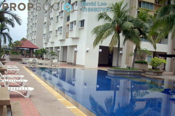 For Rent Condominium at Symphony Park, Jelutong Freehold Unfurnished 3R/2B 1.1k