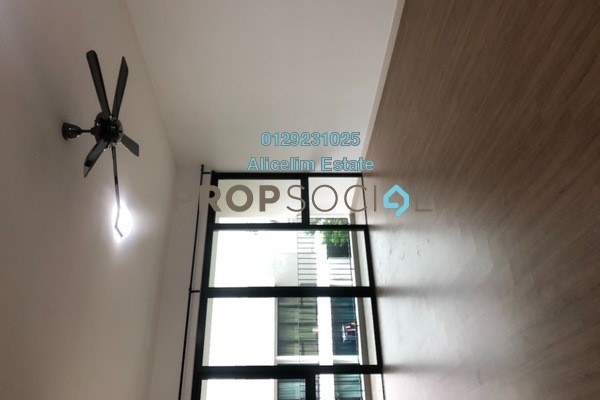 For Rent Townhouse at Primer Garden Town Villas, Cahaya SPK Freehold Semi Furnished 4R/4B 1.5k