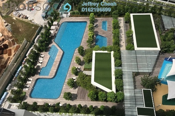 For Sale Condominium at The Westside Three, Desa ParkCity Freehold Semi Furnished 3R/2B 1.15m