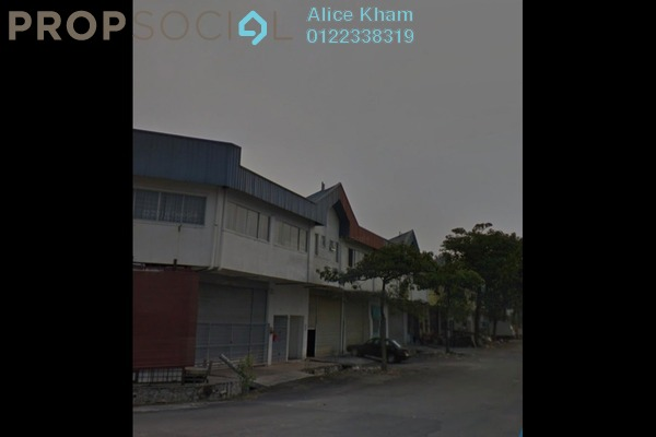 For Sale Factory at Taman Industri Villaraya, Semenyih Freehold Unfurnished 0R/2B 360k
