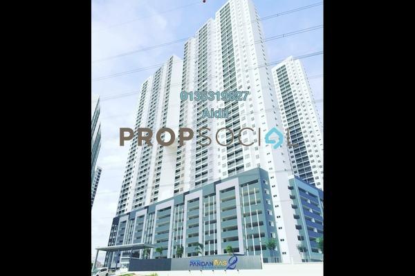 For Rent Apartment at Residensi Pandanmas, Pandan Indah Freehold Semi Furnished 3R/2B 1.4k