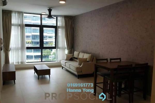 For Rent Serviced Residence at AraGreens Residences, Ara Damansara Freehold Fully Furnished 2R/1B 2.2k