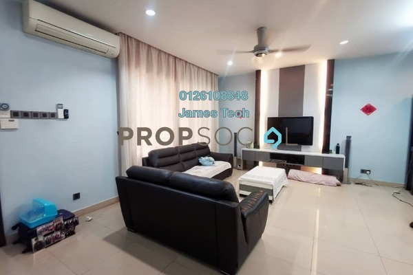 For Sale Terrace at Bandar Bukit Tinggi 2, Klang Freehold Semi Furnished 4R/4B 930k