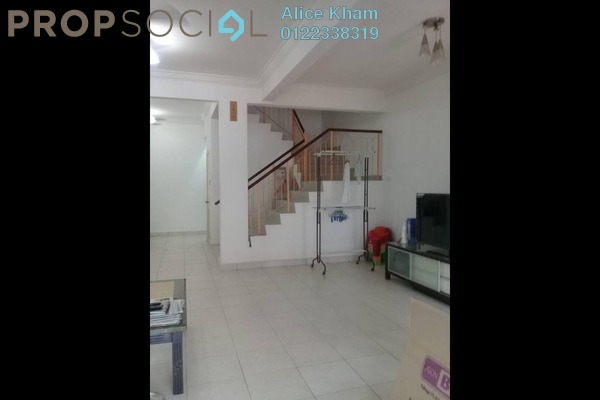 For Sale Superlink at Desa Andaman, Wangsa Maju Freehold Semi Furnished 5R/4B 980k