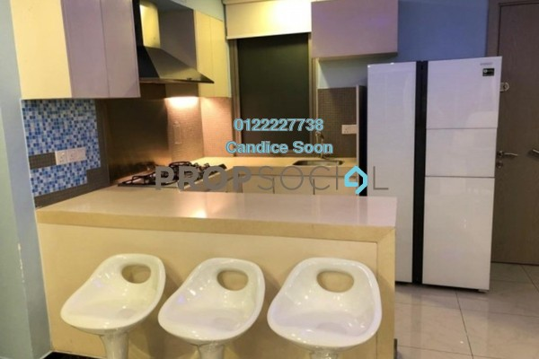 For Rent Serviced Residence at Bintang Fairlane Residences, Bukit Bintang Freehold Fully Furnished 2R/2B 5k