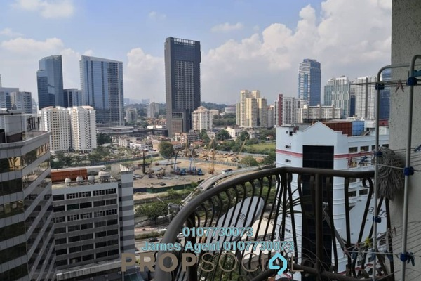 For Sale Condominium at Seputih Permai, Seputeh Freehold Semi Furnished 3R/2B 619k