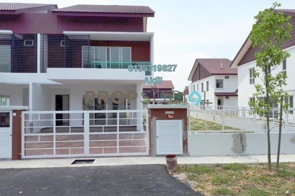 For Sale Semi-Detached at Taman Jenderam Permai, Dengkil Freehold Unfurnished 4R/3B 690k
