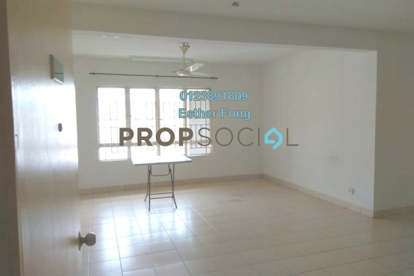 For Sale Apartment at Plaza Metro Prima, Kepong Freehold Semi Furnished 3R/2B 360k