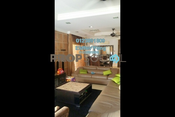 For Sale Terrace at Taman Bukit Permata, Batu Caves Freehold Semi Furnished 5R/5B 1.5m