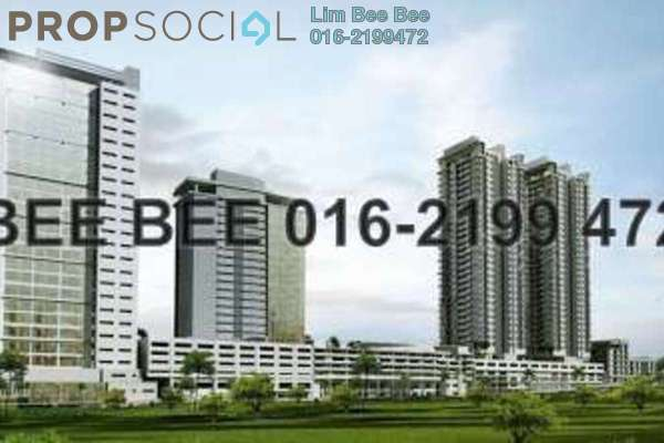 For Sale Condominium at Glomac Damansara, TTDI Freehold Semi Furnished 2R/2B 830k