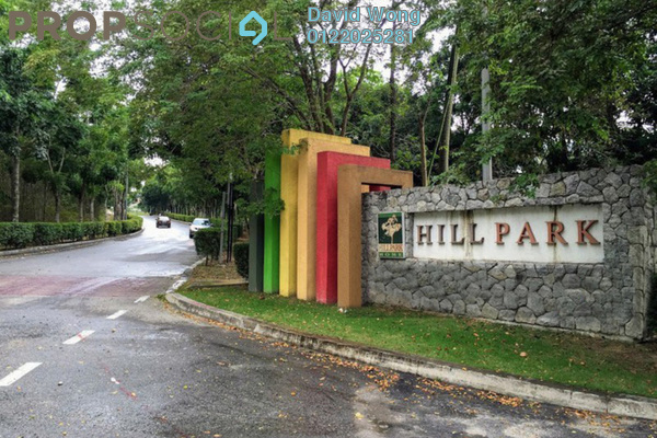 For Sale Terrace at Hillpark 2, Semenyih Freehold Unfurnished 4R/3B 580k