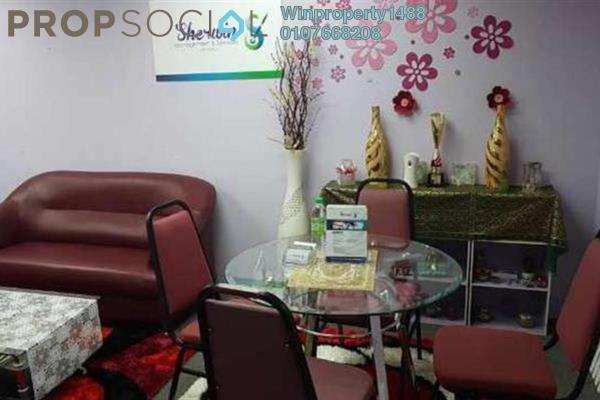 For Rent Shop at La Vista, Bandar Puchong Jaya Freehold Semi Furnished 0R/0B 1.2k