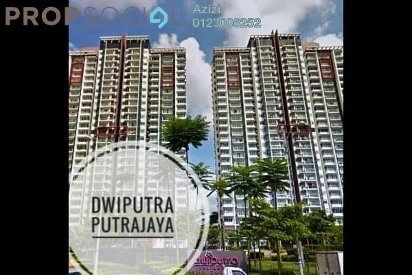 For Sale Condominium at Dwiputra Residences, Putrajaya Freehold Fully Furnished 3R/3B 530k