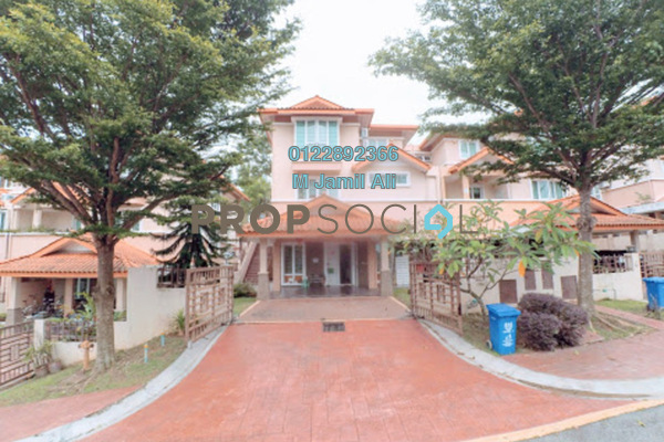 For Sale Semi-Detached at Section 9, Shah Alam Leasehold Semi Furnished 5R/5B 1.5m