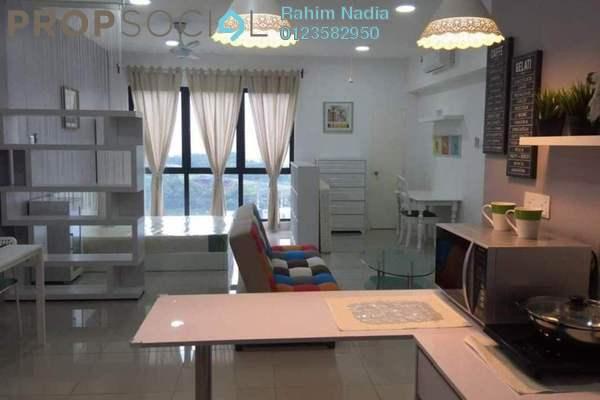 For Rent SoHo/Studio at Menara Geno, Subang Jaya Freehold Fully Furnished 1R/1B 1.3k