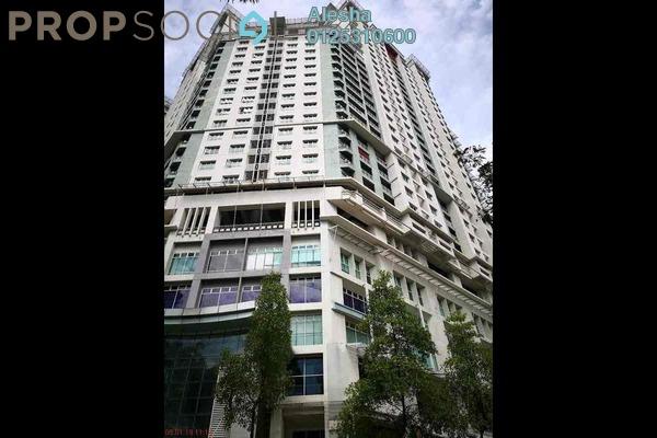 For Sale Serviced Residence at Metropolitan Square, Damansara Perdana Freehold Unfurnished 0R/0B 474k