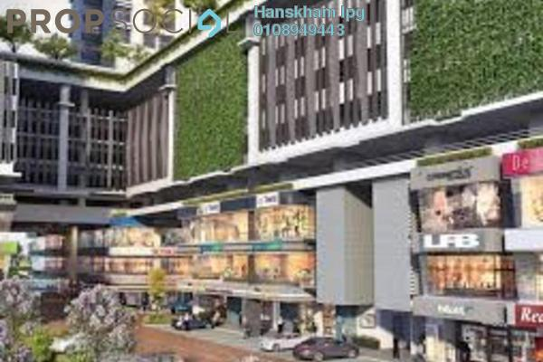 For Sale Condominium at KL Traders Square, Kuala Lumpur Freehold Semi Furnished 4R/2B 479k