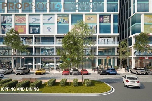 For Sale Condominium at Bennington Residences @ SkyArena, Setapak Freehold Semi Furnished 4R/2B 615k
