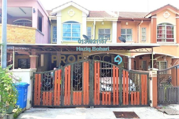For Sale Terrace at The Hillpark Bungalow Lots, Cahaya SPK Freehold Semi Furnished 4R/3B 495k