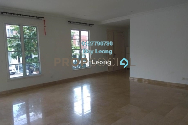 For Sale Terrace at Beringin Residence, Damansara Heights Freehold Semi Furnished 4R/5B 4.2m