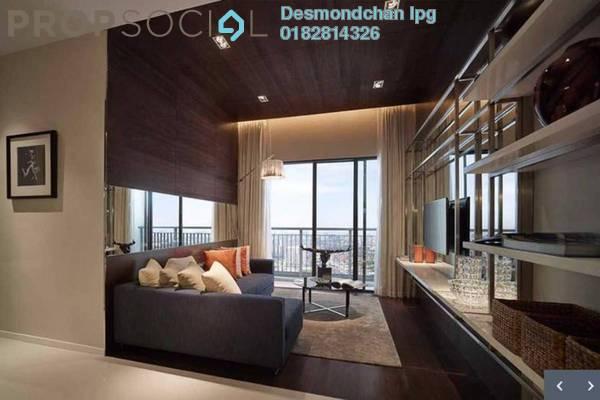 For Sale Condominium at KL Traders Square, Kuala Lumpur Freehold Semi Furnished 4R/2B 479k