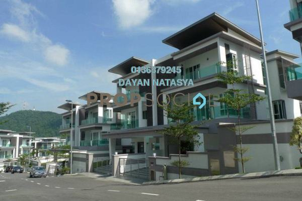 For Sale Semi-Detached at Beverly Heights, Ukay Freehold Semi Furnished 6R/6B 1.99m
