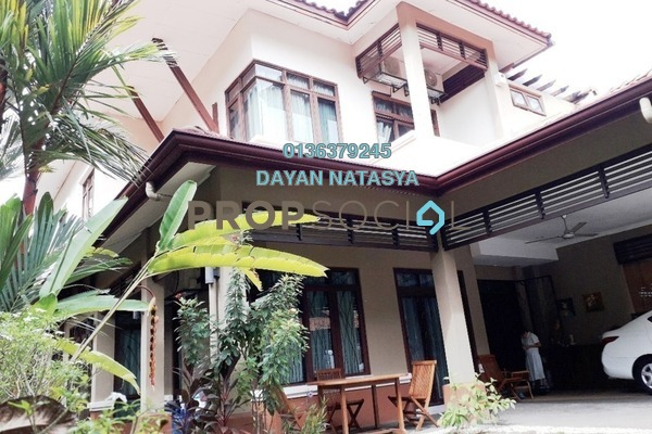 For Sale Semi-Detached at Beverly Heights, Ukay Freehold Semi Furnished 4R/5B 1.85m