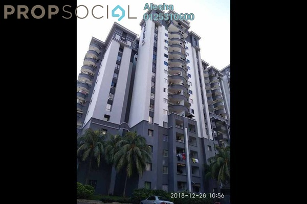 For Sale Condominium at Amadesa, Desa Petaling Freehold Unfurnished 0R/0B 306k