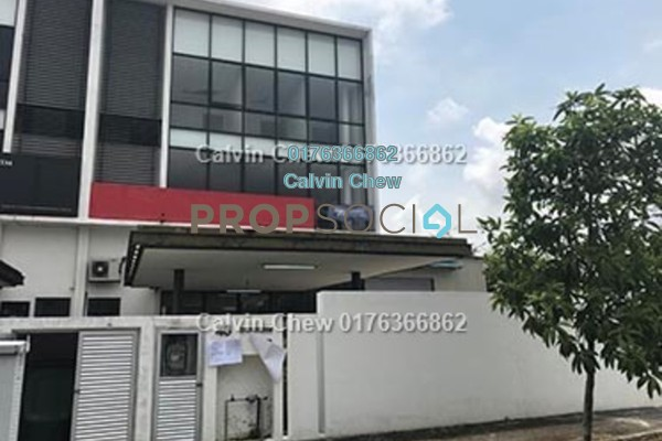 For Sale Factory at Suntrack Hub, Bangi Freehold Unfurnished 0R/0B 2.48m
